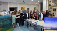 TÜRK DÜNYASI - Taşköprü Belediyesi 3. Uluslararası Resim Çalıştayı Başladı