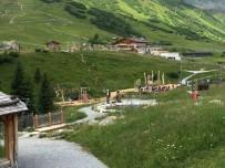 MECLIS BAŞKANı - Trabzon'dan Avusturya Ve İsviçre'ye Turizm İnceleme Ziyareti