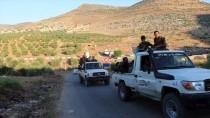 Zeytin Dalı Harekatı - TSK Ve ÖSO Afrin Dağlarında Teröristlerin İzlerini Siliyor
