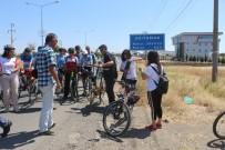 19 MAYıS - 'Türk Kadının Zaferi Bisiklet Turu' Adıyaman'da