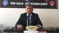 YIPRANMA PAYI - Türk Sağlık-Sen'den Yıpranma Payı Ve Emekli Maaşıyla İlgili Açıklama
