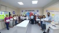 İSTANBUL AYDIN ÜNİVERSİTESİ - Türkiye'nin İlk STEM Laboratuvarından 80 Öğretmene Sertifika