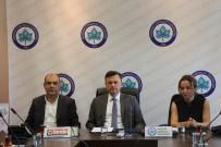 TOPLANTI - Üniversite Sanayi İşbirliği İçin İmzalar Atıldı