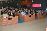 SALIM DEMIR - Uşak'ta 2018 Yılı 3. Koordinasyon Kurulu Toplantısı Yapıldı