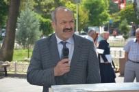 İL SAĞLIK MÜDÜRÜ - Uşak'ta 'Halk Sağlığı Sokağı' Etkinliği