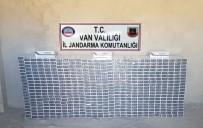 TEKSTİL MALZEMESİ - Van'da Kaçakçılık Operasyonu