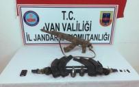 AHMET ÇELIK - Van'da PKK/KCK Terör Örgütüne Ait Silah Ve Mühimmat Ele Geçirildi