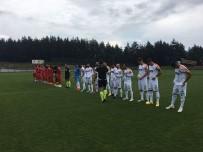 YENİ MALATYASPOR - Yeni Malatyaspor Hazırlık Maçında Alanyaspor'a Mağlup Oldu