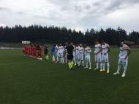YENİ MALATYASPOR - Yeni Malatyaspor Hazırlık Maçında Mağlup