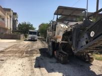 Yeni Sanayi Ve Karapınar Mahallelerinde Asfalt Hazırlığı Yapılıyor
