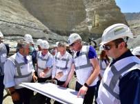 'Yusufeli Barajı 100 Katlı Bir Gökdelen Yüksekliğinde'