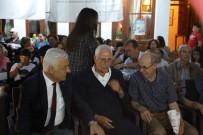 OSMAN GÜRÜN - 100 Yaş Evinde 'Babam Ve Oğlum' Keyfi