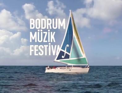 '14. Bodrum Müzik Festivali' 4 Ağustos'da başlayacak