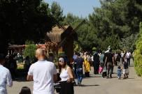 GAZİANTEP HAYVANAT BAHÇESİ - 6 Ayda 1 Milyon 780 Bin Kişi Ziyaret Etti