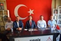YASA TEKLİFİ - AK Parti'den Büyük Birlik Partisi'ne Teşekkür Ziyareti
