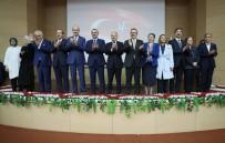 AKİF ÇAĞATAY KILIÇ - AK Parti İstanbul Milletvekilleri Mazbatalarını Aldı