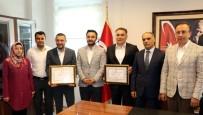 AK Parti Nevşehir Milletvekilleri Mazbatalarını Aldı