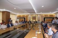 AHMET ÇAKıR - AK Partili Vekillerden MTB'ye Ziyaret