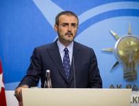 MAHİR ÜNAL - AK Parti Sözcüsü Ünal: Akşener'e başkan yardımcılığı teklifi söz konusu değil