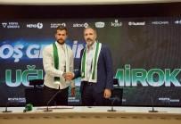 UĞUR DEMİROK - Atiker Konyaspor, Uğur Demirok İle Resmi Sözleşme İmzaladı