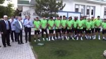 AATIF CHAHECHOUHE - Atiker Konyaspor Yeni Sezonu Açtı