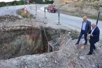 Başkan Bahçavan Açıklaması 'Dursunbey'e Yakışır Bir Çevre Yolu Olacak'