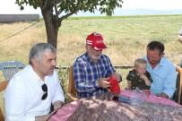 PALAS - Başkan Çelik Sarıoğlan'ı Ziyaret Etti