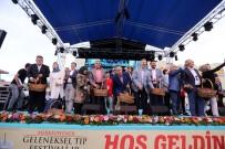 ŞİFALI BİTKİLER - Başkan Subaşıoğlu, İstanbul Tıp Festivaline Konuk Oldu