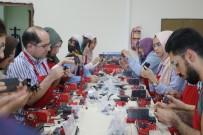 AHŞAP OYUNCAK - Bilgievleri'ndeki Çocuklar Oyuncaklarını Kendileri Tasarlayacak