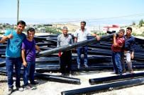 KIRAÇ - Büyükşehir Belediyesi'nden Mersin Tarımına Destek