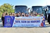 KARNE HEDİYESİ - Büyükşehir Tatil Kampları İçin 3 Ayrı Grup Yola Çıktı