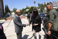 ÇALIŞMA VE SOSYAL GÜVENLİK BAKANI - Çalışma Ve Sosyal Güvenlik Bakanı Sarıeroğlu'ndan Vali Demirtaş'a Ziyaret