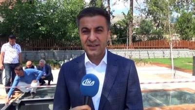 Çankırı'da Tepki Gören Cam Platform Değiştiriliyor