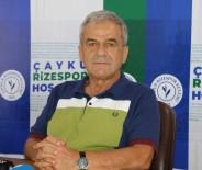 HASAN KEMAL YARDıMCı - Çaykur Rizespor Kulübü Başkanı Yardımcı Açıklaması 'Borçlanacağız, Riske Gireceğiz Ve Futbolcu Alacağız'