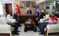 CHP'li Vekilden Başkan Saraçoğlu'na Ziyaret