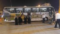 Çorum Belediyesi'nin Konya Ve Hacıbektaş Gezileri Başladı