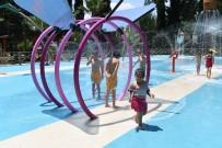 Çukurova'da Su Oyun Parkları Hizmete Açıldı