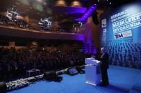 NİHAT ZEYBEKÇİ - DAİB Başkanı Ethem Tanrıver, TİM Denetim Kurulu'na Seçildi