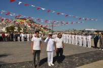 BALIK EKMEK - Denizcilik Ve Kabotaj Bayramı Kuşadası'nda Kutladı