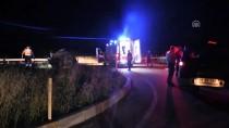 BEBEK ARABASI - Düğün Dönüşü Trafik Kazasında Yaşamını Yitirdi