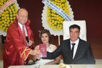 ÇEŞTEPE - Engelli Çift, Başkan Özakcan'ın İmzası İle Dünya Evine Girdi