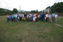 TÜRKIYE SAKATLAR DERNEĞI - Engelliler İle Polisler Dostluk Maçı Yaptı