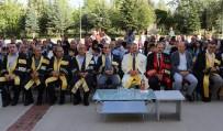 ERCIYES - ERÜ Fen Fakültesinden 71 Öğrenci Mezun Oldu