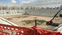 19 MAYıS STADı - 'Eryaman Stadı'nın Yüzde 70'İ Bitti'