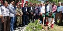 Erzincan'da Asfalt Çalışmalarına Kurban Kesilerek Başlandı