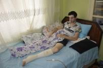 SAĞLIK KARNESİ - Eski Eşinin Kardeşini Tüfekle Vurup Sakat Bıraktı