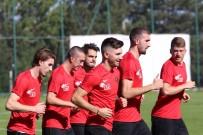 FUAT ÇAPA - Eskişehirspor Yeni Sezona 'Merhaba' Dedi