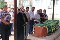 OSMAN KOCA - Gazeteci Murat İlktürk Son Yolculuğuna Uğurlandı