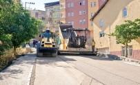 Hakkari'deki Caddeler Asfalta Hazırlanıyor