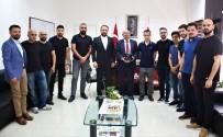 ÜÇÜNCÜ NESIL - Hedef 2050 Dünya Kupası Şampiyonu İle Dostluk Maçı